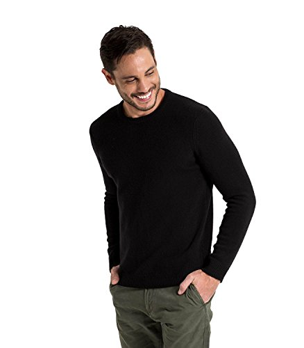 Neck Lambswool Sweater - 3