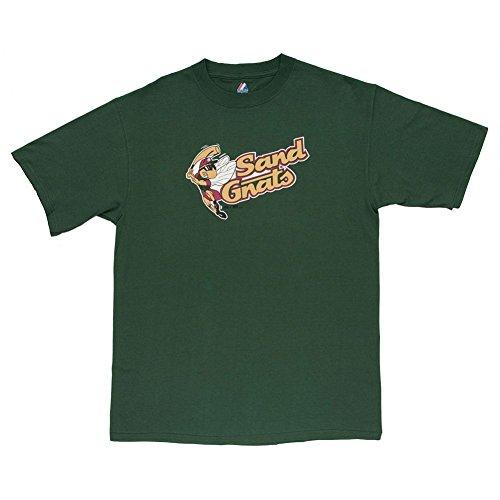 (Savannah Sand Gnats Minor League Youth Replica T-Shirt (Medium))