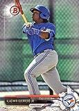 #5: 2017 Bowman Draft #BD-150 Vladimir Guerrero Jr. Baseball Card