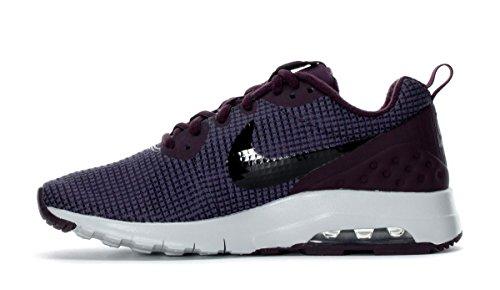 Nike Air Max Motion Lw Se Scarpe Da Donna Taglia 6,5 m Port Wine / Nero 844895-603