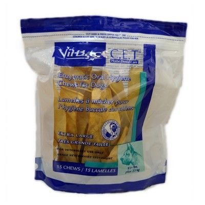 CET Enzymatic Chews for X-Large Dogs by CET Enzymatic Chews for Dogs (Image #1)
