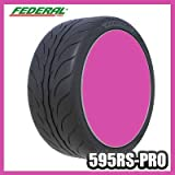 【2本セット】FEDERAL(フェデラル) 595RS-PRO 215/45ZR17 91W XL 215/45-17