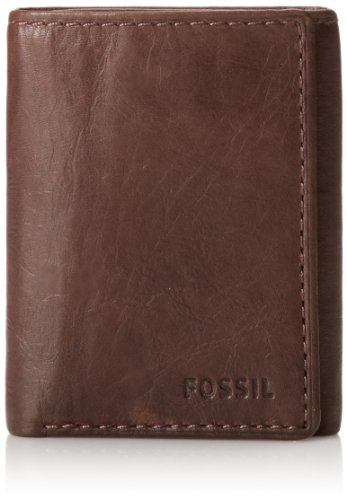 Fossil Ingram Extra Capacity Trifold Men's Wallet