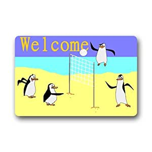 Generic pingüino Felpudo (76,2cm por 45,7cm)