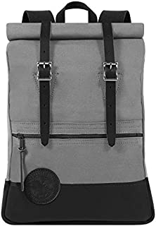 product image for Duluth Pack Deluxe Roll Top Scout (Grey)