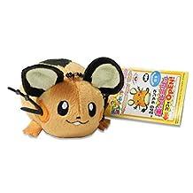 Banpresto My Pokemon X and Y Collection Mini 3 Dedenne Plush by Banpresto