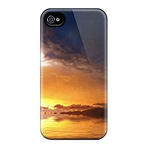Awesome Design Apocalypto Hard Case Cover For Iphone 4/4s