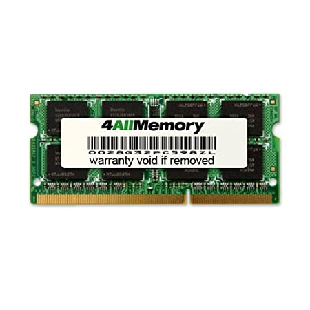 8GB [2x4GB] DDR3-1066 (PC3-8500) RAM Memory Upgrade Kit for the Acer Aspire 5740-5847 Components at amazon