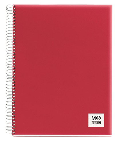 miquelrius-spiral-notebook-5-subject-graph-pages-125-sheets-250-pages-a4-825-x-1175-contrast-red