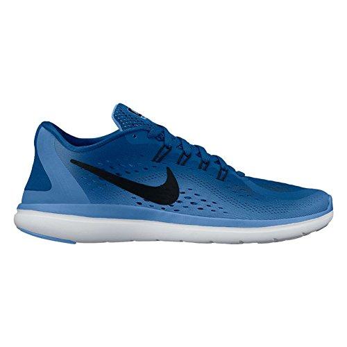 Nike Blue Star Shoe Flex 2017 Women's Rn Blue Photo Blue Running Gym Black 7q7Ur1