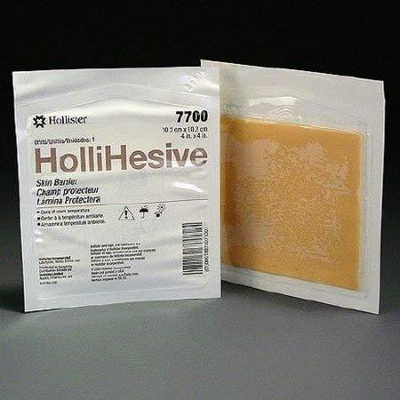 Hollister Hollihesive Skin Barrier - HOLLIHESIVE Non STERILE Skin Barrier 4