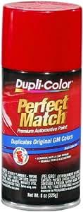 Dupli-Color BGM0398 Bright Red General Motors Exact-Match Automotive Paint - 8 oz. Aerosol
