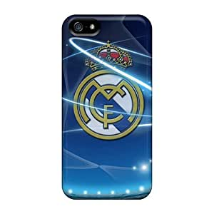 Fashion Protective Real Madrid Champions League Case For Ipod Touch 5 Cover