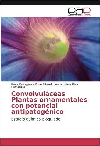 Convolvuláceas Plantas ornamentales con potencial ...