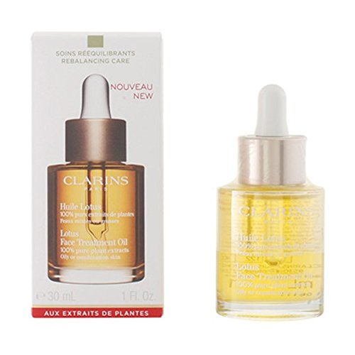 Clarins Face Treatment Oil-lotus
