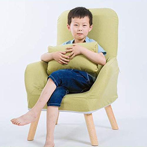 TGTGH Campingstolar trädgårdsstolar hopfällbar stol modern linne tygstol, bekväm badstol, fåtölj, lämplig för matsal vardagsrum sovrum vardagsrum kontor (färg, D), A