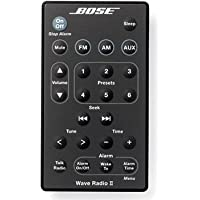 Bose Wave Radio II Remote (Black)