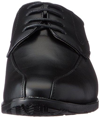 Mm / One Mens Slip On Shoes Per Uomo Mocassini Con Punta Oxford Scarpe Eleganti Nero Nero Marrone Scuro