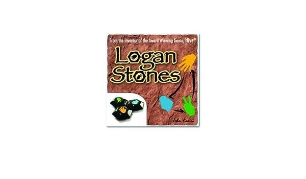 Huch & Friends 5513662 Logan Stones - Juego de Mesa de ...