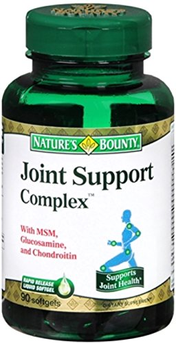 Natures Bounty Support Complex Softgels product image