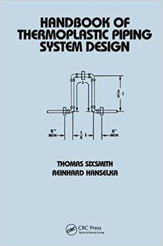 Handbook of Thermoplastic Piping System Design
