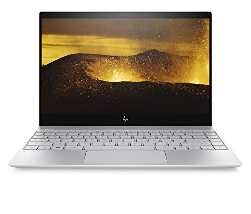 HP ENVY 13-inch Laptop, Intel Core i7-8550U, 8GB RAM, 256GB solid-state drive, Windows 10 (13-ad120nr, Silver) (Use Hp Laptop)