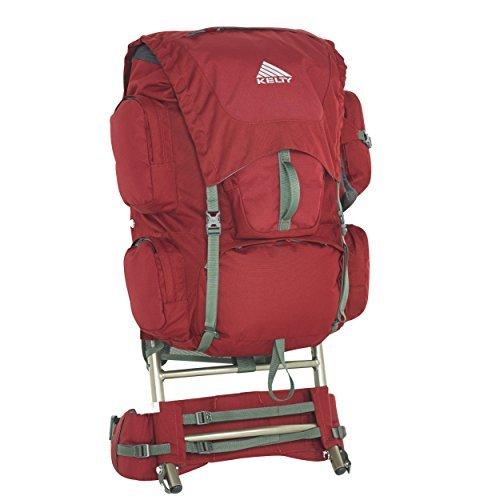 Kelty Trekker 65 Backpack, Garnet Red [並行輸入品] B07R4VPD99