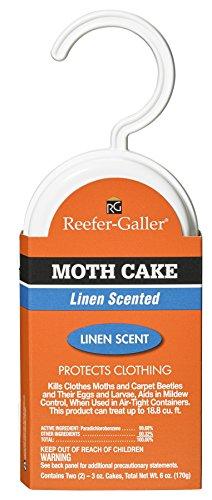 Reefer-Galler Linen Moth Cake (6) Moth Cake