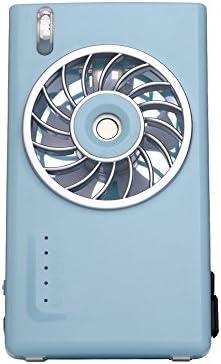 Mini ventilador de plástico Usb recargable portátil dormitorio ...