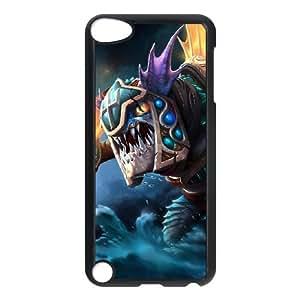iPod Touch 5 Case Black Defense Of The Ancients Dota 2 SLARK 003 PWI3498434