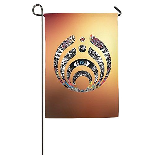 Bassnectar Divergent Spectrum Symbol Garden Flag