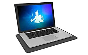 DefenderPad Laptop EMF Radiation & Heat Shield - Laptop Lap Desk by DefenderShield