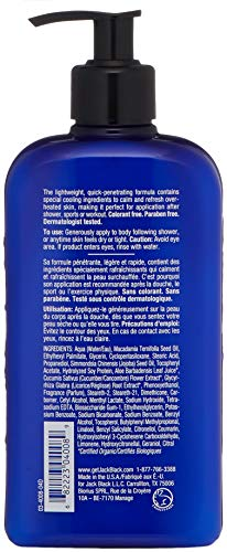 Jack Black Cool Moisture Body Lotion 16 fl oz (473 ml) by Jack Black (Image #1)