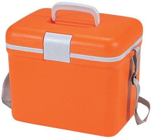 キャプテンスタッグ【容量8.3L オレンジ】 クーラーボックス 抗菌 プラージュ B000GAPKEU オレンジ M-1427【容量8.3L】 B000GAPKEU, 京はやしや:854753cd --- sayselfiee.com