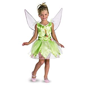 Tinkerbell Classic - Size: Child S(4-6x)