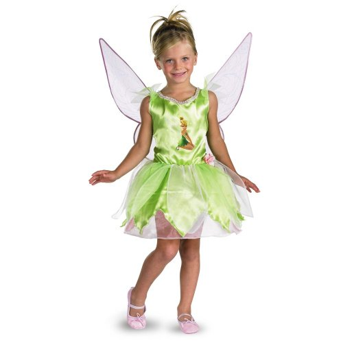 Tinkerbell Classic - Size: Child M(7-8) ()