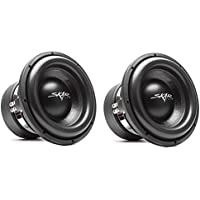 (2) Skar Audio VXF-12 D2 12 3000 Watt Max Power Dual 2 Ohm Competition Car Subwoofers