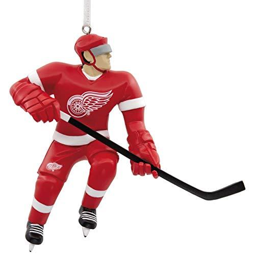 Hallmark Christmas Ornament NHL Detroit Red Wings, Detroit Red Wings, Detroit Red Wings