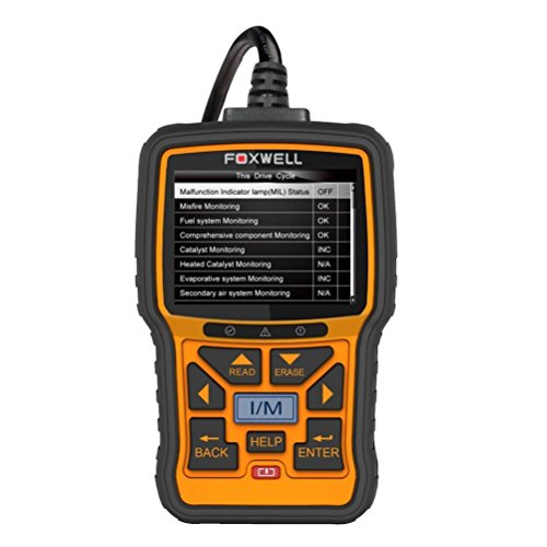 Foxwell Diagnostic Scanners Cadillac Chevrolet