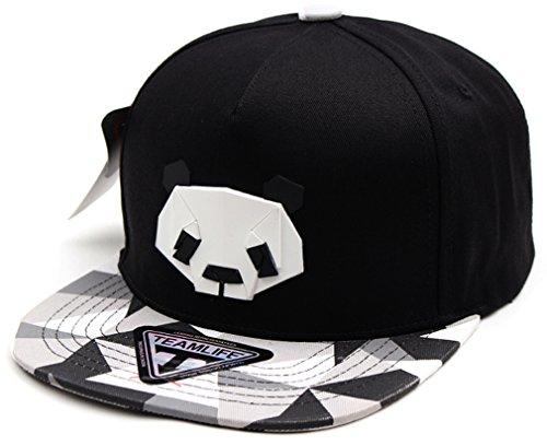 639c509d888 sujii PAPER FOLD B-Boy Hip Hop Snapback Hat Trucker Baseball Cap