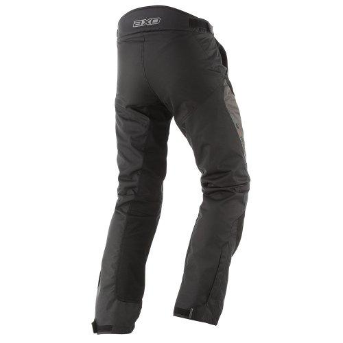 Axo Pantalón de Moto Air Flow E Negro EU 44