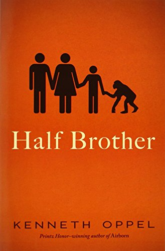 """Half Brother"" av Kenneth Oppel"