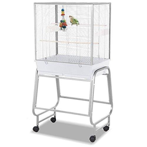 Montana Cages | Sittichkäfig, Käfig, Voliere, Vogelkäfig Atlanta II - Platinum von Montana Cages