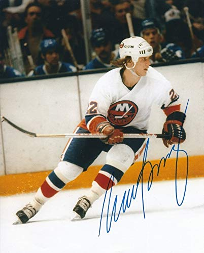 Autographed Signed Mike Bossy 8x10 New York Islanders Photo - Certified Authentic