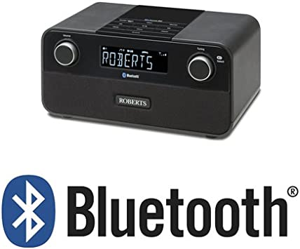 Roberts Radio Blutune 50 - Sistema de audio estéreo para ...