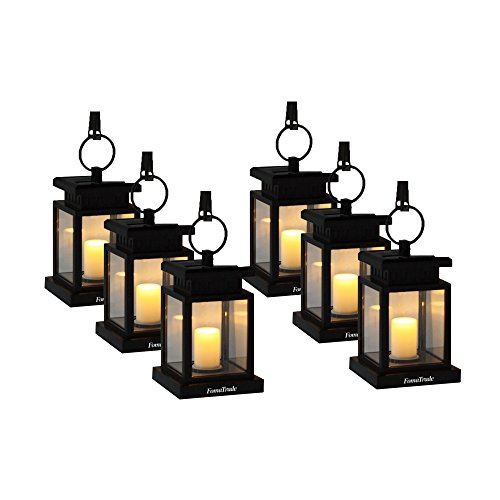 Outdoor Lantern Lights For Trees - 6