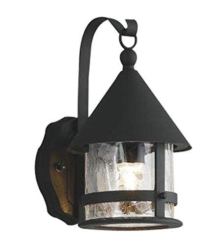 コイズミ照明 ポーチ灯 白熱球60W相当 黒色塗装 AU42411L B00Z51F2X4 13492