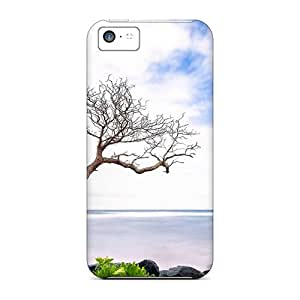 Awesome Case Cover/iphone 5c Defender Case Cover(wailua Tree)
