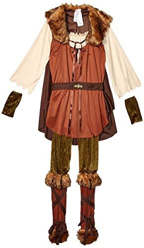Rubie's Women's Forest Princess Adult Costume, Multi,