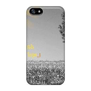 Hot Design Premium WNC11832ulfi Tpu Case Cover Iphone 5/5s Protection Case(hope)
